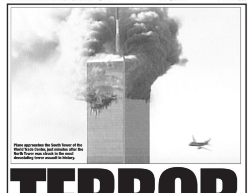 18 Years ago today, 9/11