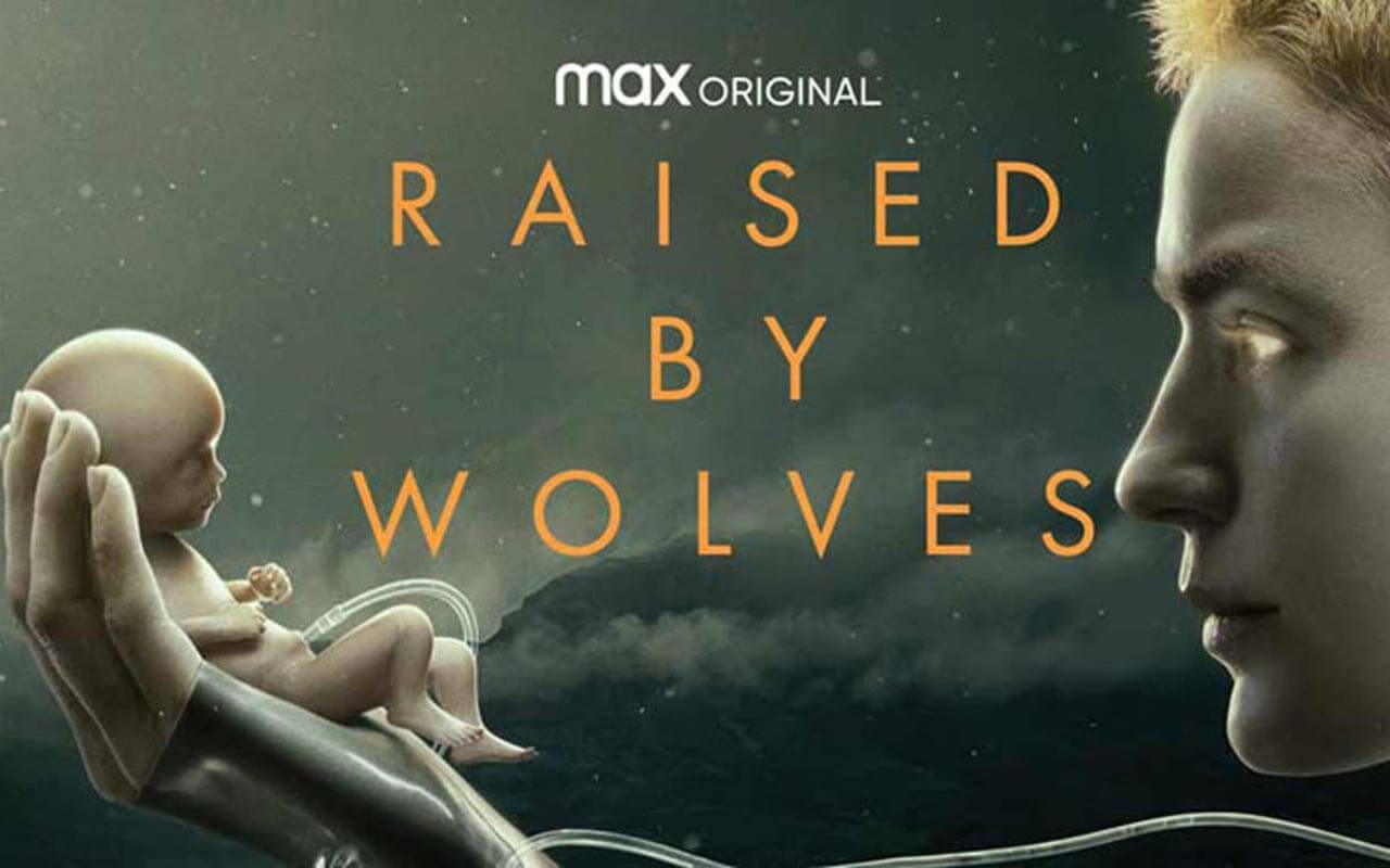Promotional cover of Raise by Wolves